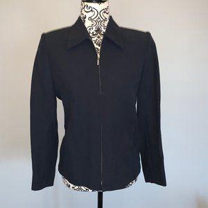 Liz Claiborne Full Zip Blazer